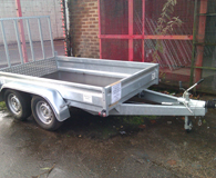 car transporter trailers manchester