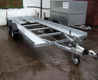 Car transporter trailers for sale, Manchester