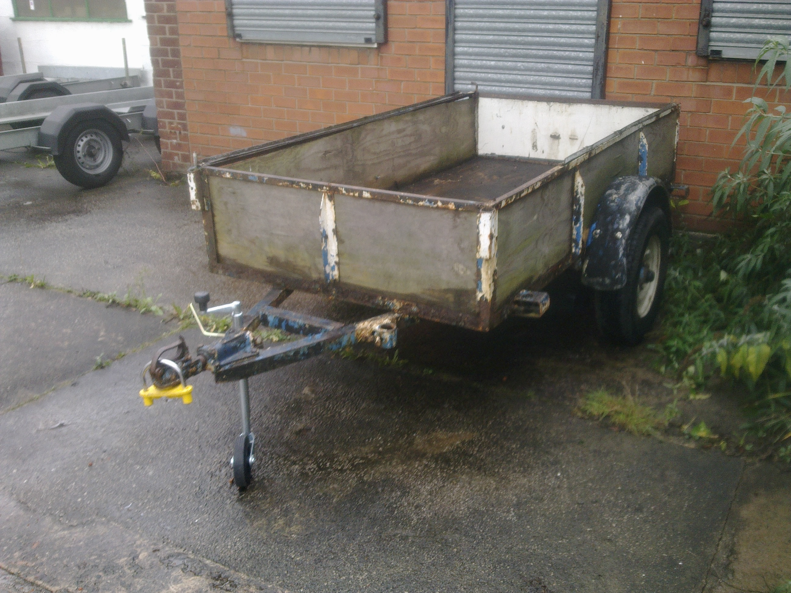 Used Car Trailers For Sale In Sacramento