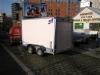 Twin Axle Van Trailer