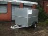 Unbraked Van trailer