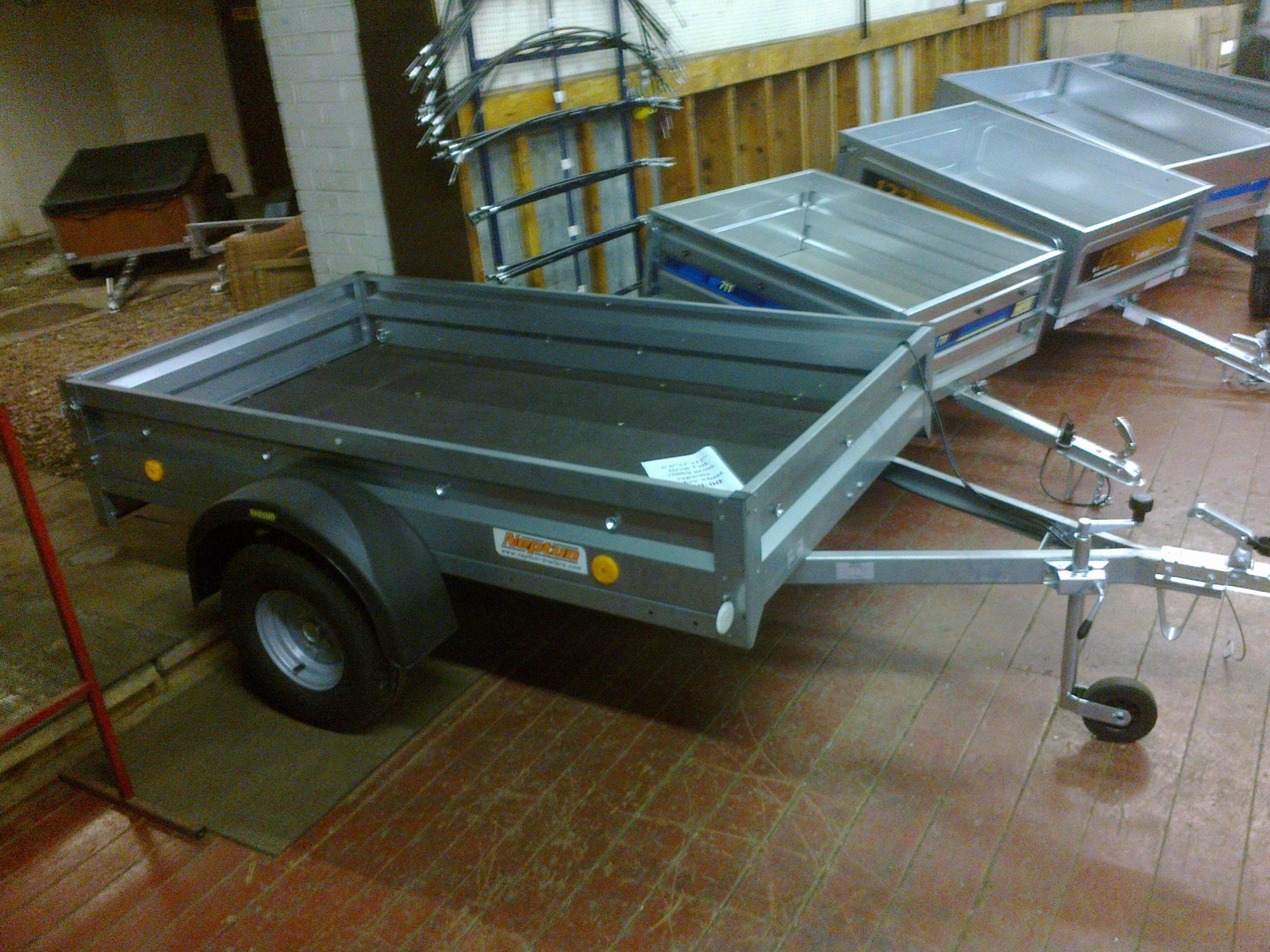 6-6x4 trailer